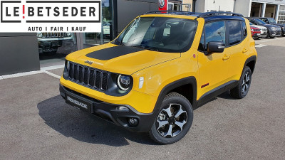 Jeep Renegade 2,0 MultiJet II 4WD 9AT 170 Trailhawk bei HWS || Autohaus Leibetseder GmbH in