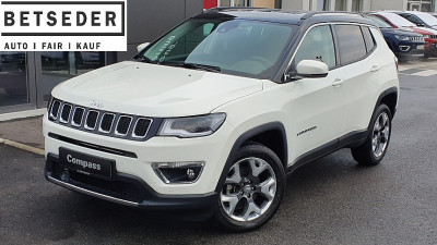 Jeep Compass 2,0 MultiJet AWD 9AT 170 Limited Aut. bei HWS || Autohaus Leibetseder GmbH in
