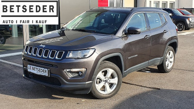 Jeep Compass 2,0 MultiJet II AWD Longitude Aut. bei HWS || Autohaus Leibetseder GmbH in