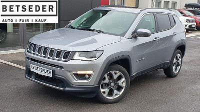 Jeep Compass 2,0 MultiJet II AWD Limited Aut. bei HWS || Autohaus Leibetseder GmbH in