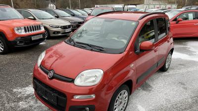 Fiat Panda 1,2 69 Lounge bei HWS || Autohaus Leibetseder GmbH in