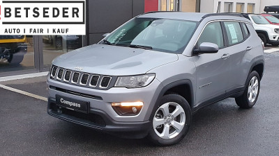 Jeep Compass 2,0 MultiJet AWD 9AT 140 Longitude bei HWS || Autohaus Leibetseder GmbH in