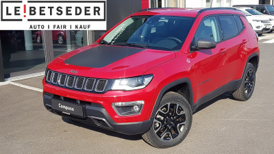 Jeep Compass 2,0 MultiJet AWD 9AT 170 Trailhawk Aut. bei HWS || Autohaus Leibetseder GmbH in