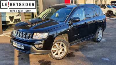 Jeep Compass 2,2 CRD Sport 4WD bei HWS || Autohaus Leibetseder GmbH in