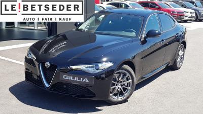 Alfa Romeo Giulia Business 2,2 190 ATX AWD bei HWS || Autohaus Leibetseder GmbH in