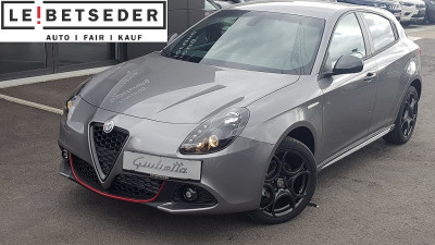 Alfa Romeo Giulietta 1,4 TB VELOCE Sport bei HWS || Autohaus Leibetseder GmbH in