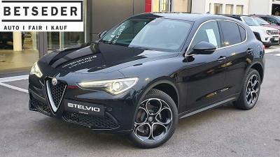 Alfa Romeo Stelvio Super 2,0 ATX AWD bei HWS || Autohaus Leibetseder GmbH in