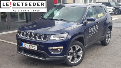 Jeep Compass 2,0 MultiJet II AWD Limited bei HWS || Autohaus Leibetseder GmbH in