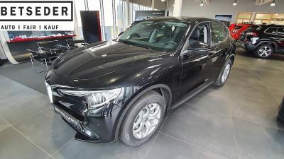 Alfa Romeo Stelvio Business 2,2 ATX AWD bei HWS    Autohaus Leibetseder GmbH in