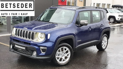 Jeep Renegade 2,0 MultiJet II AWD 6MT 140 Limited bei HWS || Autohaus Leibetseder GmbH in