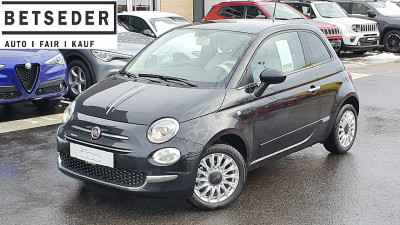 Fiat 500 1,2 Fire 70 Lounge bei HWS || Autohaus Leibetseder GmbH in