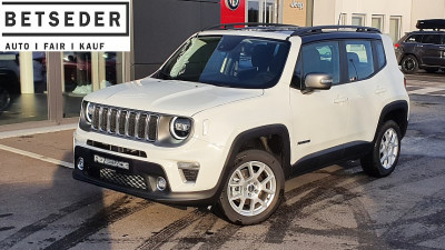 Jeep Renegade 2,0 MultiJet II 4WD 9AT 140 Limited bei HWS || Autohaus Leibetseder GmbH in