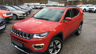 Jeep Compass 2,0 MultiJet II 4×4 Limited Automatik bei HWS || Autohaus Leibetseder GmbH in