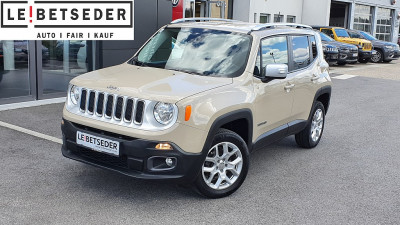 Jeep Renegade 2,0 MultiJet II 120 Limited AWD bei HWS || Autohaus Leibetseder GmbH in
