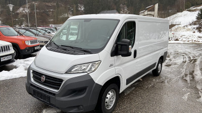 Fiat Ducato 33 L2H1 130 bei HWS || Autohaus Leibetseder GmbH in