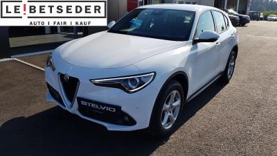 Alfa Romeo Stelvio Super 2,2 ATX AWD bei HWS || Autohaus Leibetseder GmbH in