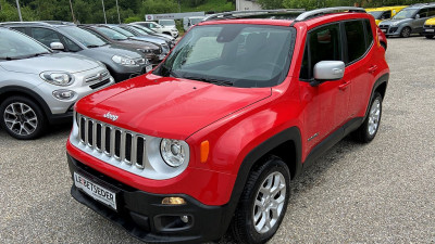 Jeep Renegade 2,0 MultiJet II 140 Limited 4×4 bei HWS || Autohaus Leibetseder GmbH in