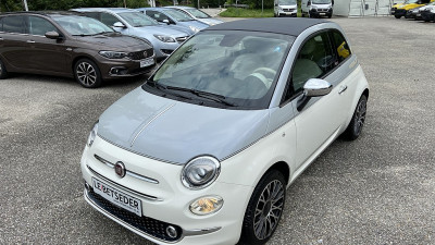 Fiat 500C ECO 1,2 69 Collezione bei HWS || Autohaus Leibetseder GmbH in