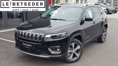 Jeep Cherokee MCA 2,2 Diesel Limited AWD 9AT Aut. bei HWS || Autohaus Leibetseder GmbH in