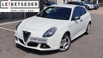 Alfa Romeo Giulietta Distinctive 1,6 JTDM-2 bei HWS || Autohaus Leibetseder GmbH in