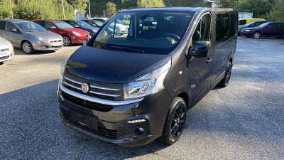 Fiat Talento Panorama 3,0t 1,6 EcoJet Twin-Turbo 125 KR Executive bei HWS || Autohaus Leibetseder GmbH in