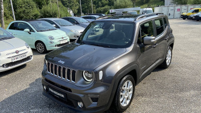 Jeep Renegade 1,3 MultiAir T4 FWD 6DDCT 150 Limited bei HWS || Autohaus Leibetseder GmbH in