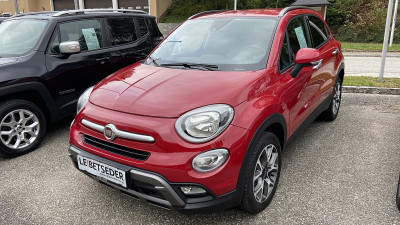 Fiat 500X 4×4 2,0 MJet 140 Automatik Off-Road Look Cross bei HWS || Autohaus Leibetseder GmbH in
