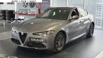 Alfa Romeo Giulia Super 2,2 160 ATX RWD bei HWS || Autohaus Leibetseder GmbH in