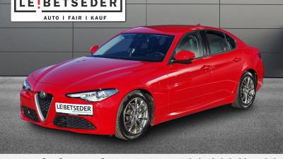 Alfa Romeo Giulia Super 2,2 150 MT RWD bei HWS || Autohaus Leibetseder GmbH in