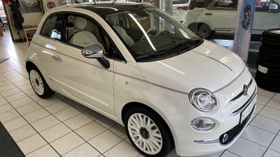 Fiat 500 FireFly Hybrid 70 Dolcevita bei HWS || Autohaus Leibetseder GmbH in