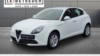 Alfa Romeo Giulietta 1,4 TB 120 bei HWS || Autohaus Leibetseder GmbH in