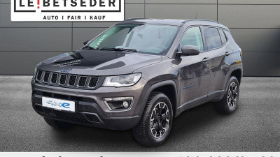 Jeep Compass 1.3 PHEV AT 4xe Trailhawk bei HWS || Autohaus Leibetseder GmbH in