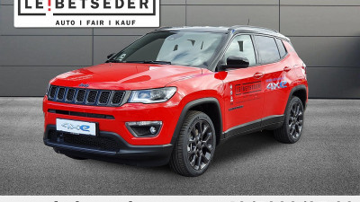 Jeep Compass 1.3 PHEV AT 4xe S bei HWS || Autohaus Leibetseder GmbH in