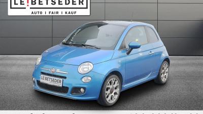 Fiat 500 1,2 69 500S bei HWS || Autohaus Leibetseder GmbH in