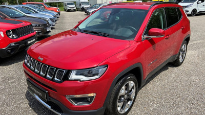 Jeep Compass 1,4 MultiAir2 FWD Limited bei HWS || Autohaus Leibetseder GmbH in