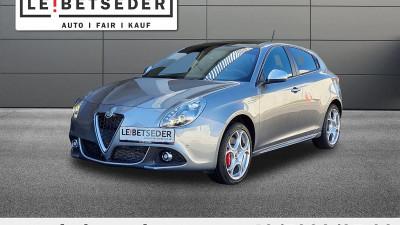 Alfa Romeo Giulietta Super 1,4 TB 120 bei HWS || Autohaus Leibetseder GmbH in