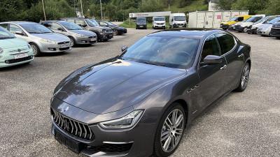 Maserati Ghibli Diesel GranLusso bei HWS || Autohaus Leibetseder GmbH in