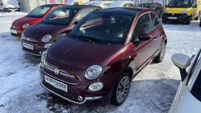 Fiat 500 1,2 Fire 70 Star bei HWS || Autohaus Leibetseder GmbH in