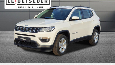 Jeep Compass 2,0 MultiJet AWD 6MT 140 Longitude bei HWS || Autohaus Leibetseder GmbH in