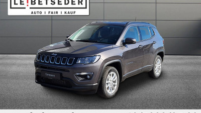 Jeep Compass 1,6 MultiJet FWD 6MT Longitude bei HWS || Autohaus Leibetseder GmbH in