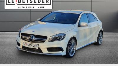 Mercedes-Benz A 45 AMG 4MATIC Aut. bei HWS || Autohaus Leibetseder GmbH in