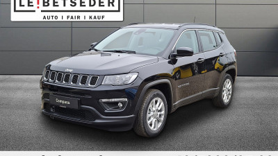 Jeep Compass 1,3 MultiAir Longitude T4 FWD 6MT bei HWS || Autohaus Leibetseder GmbH in