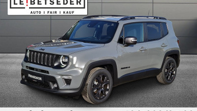 Jeep Renegade 1,0 MultiAir T3 FWD 6MT 120 80th Anniversary bei HWS || Autohaus Leibetseder GmbH in