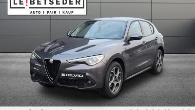 Alfa Romeo Stelvio Sprint 2,2 16V 190 AT8 Q4 bei HWS || Autohaus Leibetseder GmbH in
