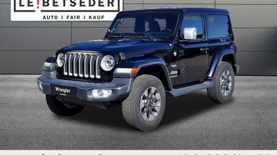 Jeep Wrangler Sahara 2,2 CRDi Aut. bei HWS || Autohaus Leibetseder GmbH in