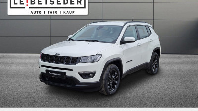 Jeep Compass 1,3 MultiAir Night Eagle T4 FWD 6DDCT bei HWS || Autohaus Leibetseder GmbH in