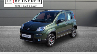 Fiat Panda TwinAir 85 4×4 Wild bei HWS || Autohaus Leibetseder GmbH in