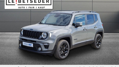 Jeep Renegade 1.3 PHEV AT 4xe Night Eagle bei HWS || Autohaus Leibetseder GmbH in