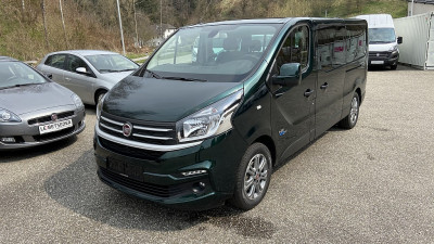 Fiat Talento Panorama 3,0t 2,0 EcoJet 145 L2H1 Family bei HWS || Autohaus Leibetseder GmbH in