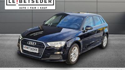 Audi A3 SB 1,0 TFSI intense S-tronic bei HWS || Autohaus Leibetseder GmbH in